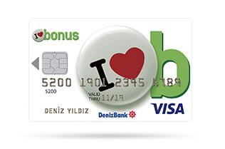 denizbank kredi kartı başvuru