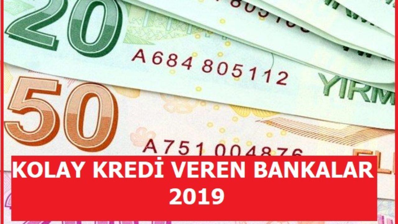 Kolay Kredi Veren Bankalar 2020