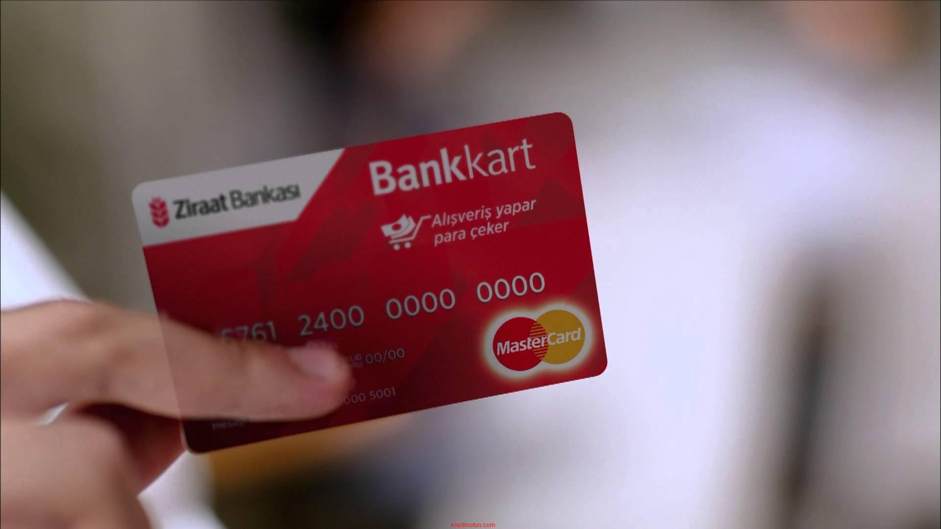 Ziraat Bankası Bankkart Şifresi Öğrenme Değiştirme