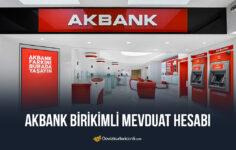 Akbank Birikimli Mevduat Hesabı 2020
